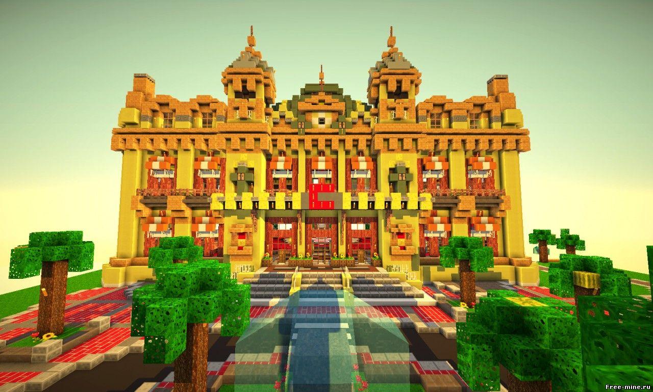 Minecraft казино купить дом в казино липецкая область